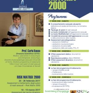 Risk Martix 2000 ISPSI