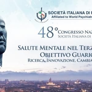 48 Congresso Nazionale della Società Italiana di Psichiatria